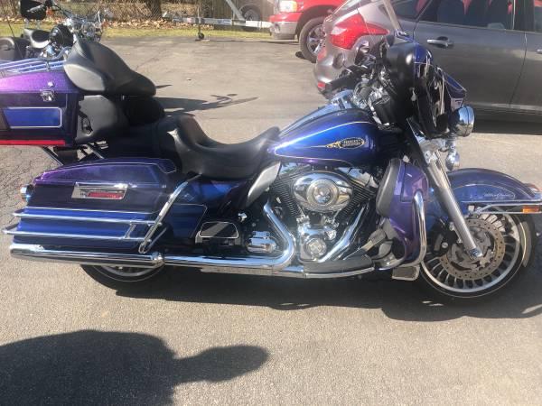 Photo 2009 Harley ultra classic - $9,500 (HERKIMER)
