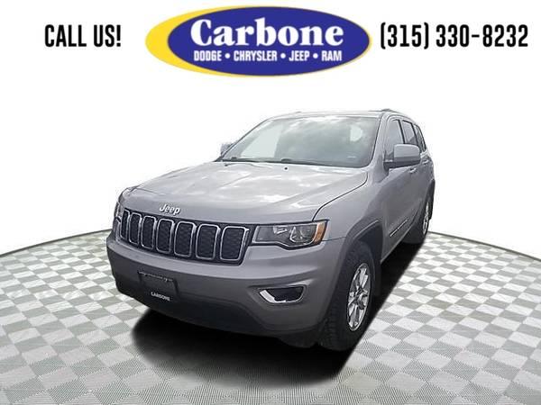 Photo 2018 Jeep Grand Cherokee Laredo E 4x4 Ltd Avail - $23,800