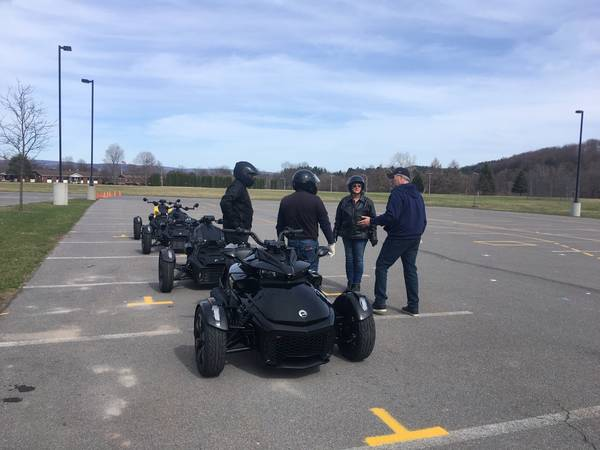 Photo 3-Wheeled RiderCourse at MVCC Last chance this season Oct 17-18 - $99 (Utica)