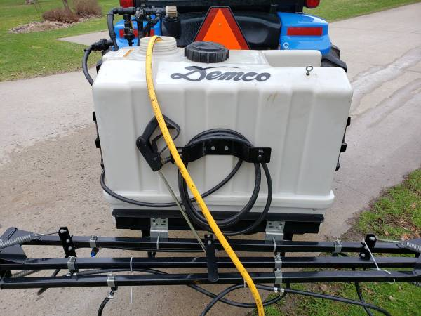 Photo 3 point sprayer - $1100 (Sauquoit)