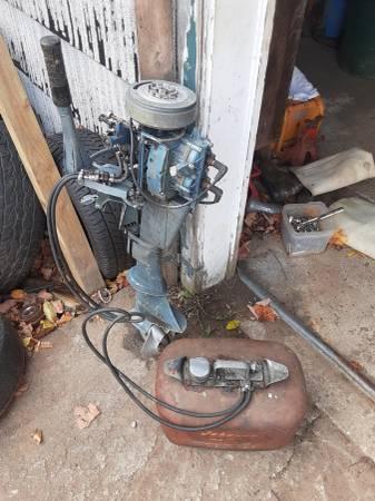 Photo Boat motor for sale 150 obo - $150 (Camden)