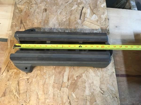Photo Craftsman wood lathe bed extension - $60 (New hartford)