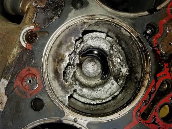 Photo Cummins 12 valve B5.9 core - $800 (Yorkville)