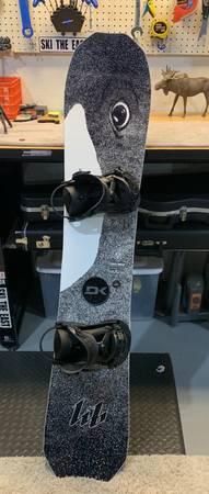 Photo Lib tech ORCA 159 - $450