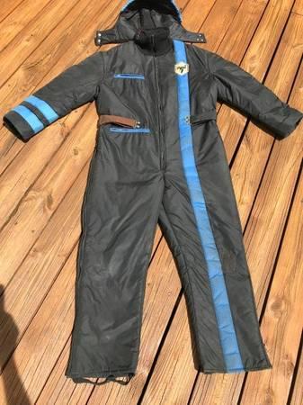 Photo Men39s Snowmobile Suit - $10