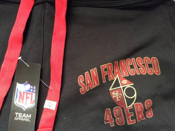 Photo New Football - San Francisco 49er39s Warm Up Pants - $20 (Yorkville)