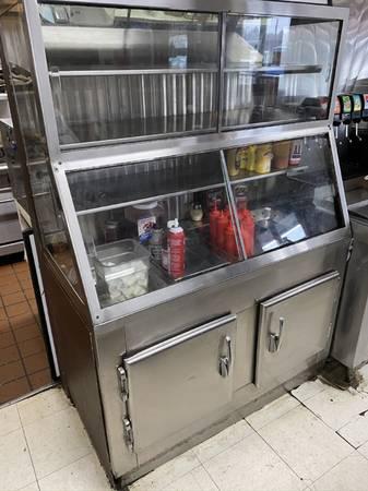 Photo Restaurant Equipment Auction (Adirondack Diner, 8125 State Route 12, Barneveld, NY)