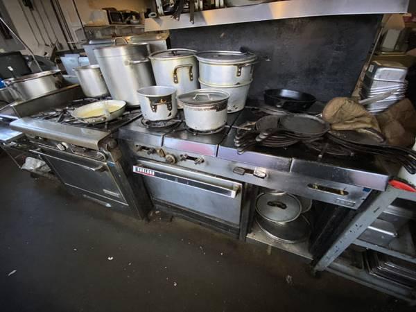 Photo Restaurant Equipment  Building Materials Auction (Casa Too Mucha, 13 Genesee St., New Hartford, NY)