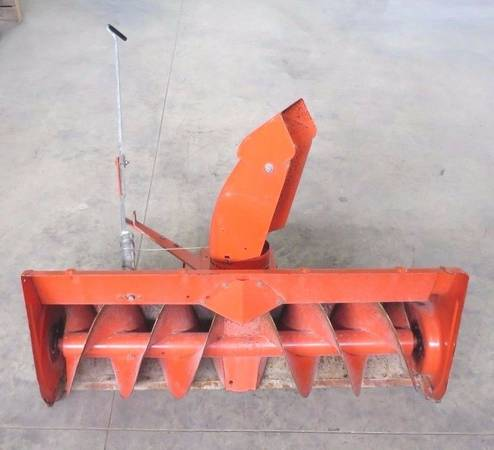 Photo Simplicity 42quot Snowthrower  Hitch attachment Mo - $65 (utica, ny)