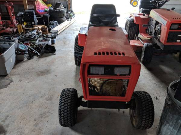 Photo Simplicity Sovereign 18 Tractor - $300 (Poland)