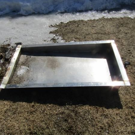 Photo Stainless Steel Sap Pan - $100 (Ballston Spa)