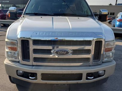 Photo Used 2010 Ford F250 4x4 Crew Cab King Ranch for sale