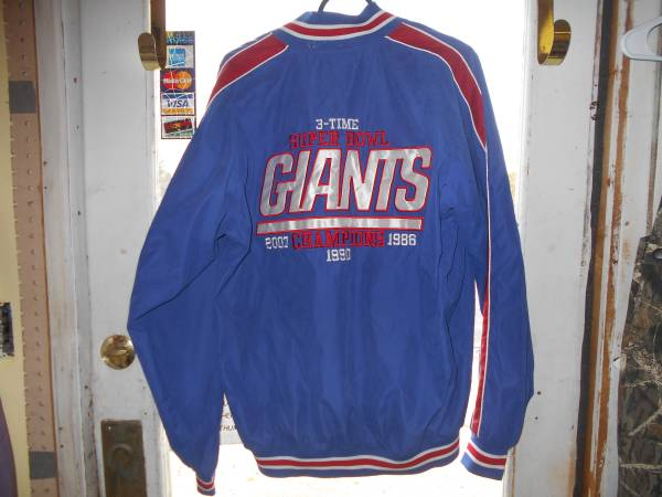 Photo Vintage NY Giants Sweatshirts, Shirts  Jackets (Stratford)