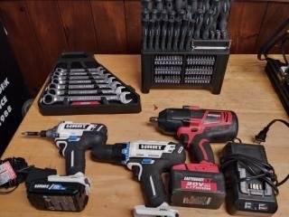 Photo new n used tools - $300 (oriskanyfalls)
