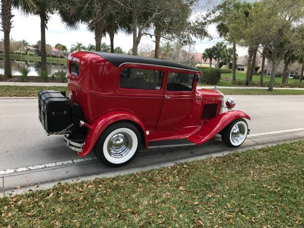 Photo 1930 Ford Model A Street Rod - $32,900 (Port St Lucie Florida)