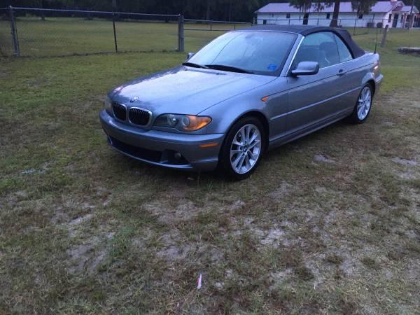 Photo 2004 BMW 330CI CONVERTIBLE - $5,850 (VALDOSTA, GA)