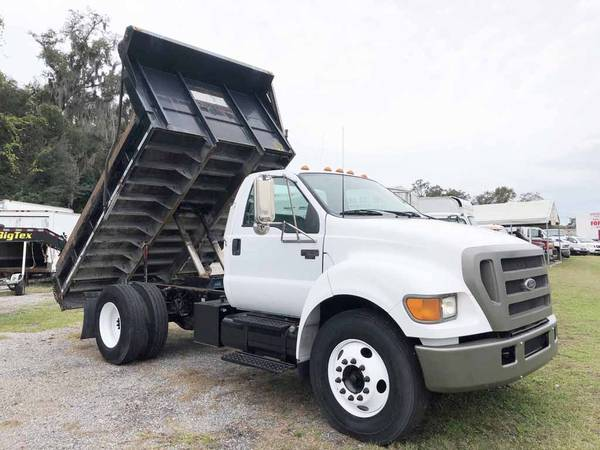 Photo 2004 Ford F-650 Dump Truck (Palatka)