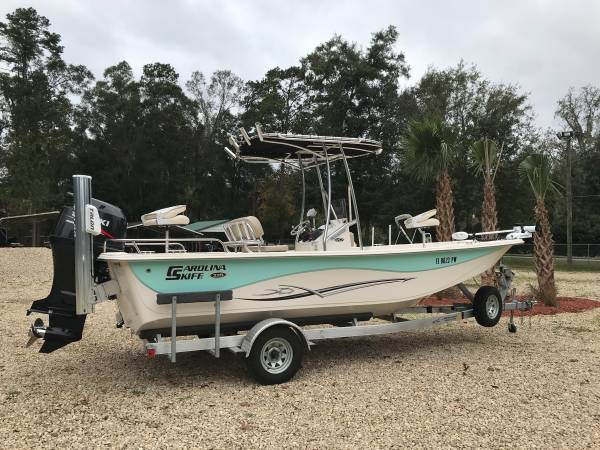 Photo 2014 Carolina Skiff 218 DLV - $30,000 (Tallahassee)