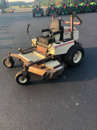Photo 2015 GRASSHOPPER 325D DIESEL ZERO TURN COMMERCIAL MOWER - $6,000 (Valdosta)