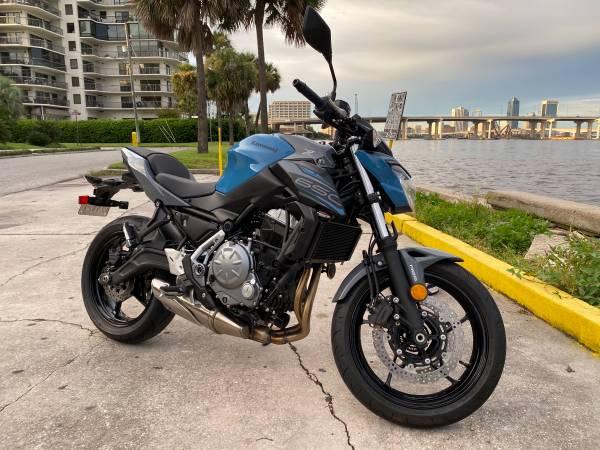 Photo 2019 Kawasaki Z650 ABS - $5,500 (Green Cove Springs)