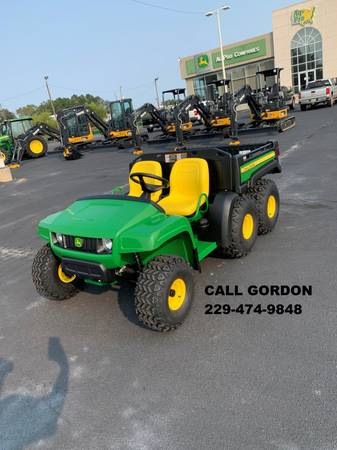 Photo 2020 JOHN DEERE TH 6X4 GATOR (CALL GORDON) - $11,899 (Valdosta)