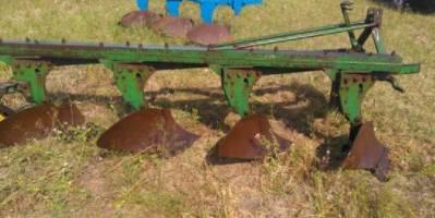 Photo 4 Row John Deere Bottom Plow - $450 (Mayo)