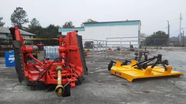 Photo Batwing mower (Lake City, FL 32055 -Hwy 41 North)