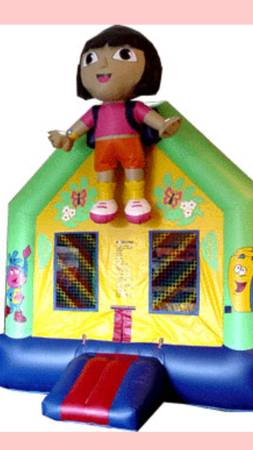 Photo Commercial bounce house - $500 (Tallahassee)