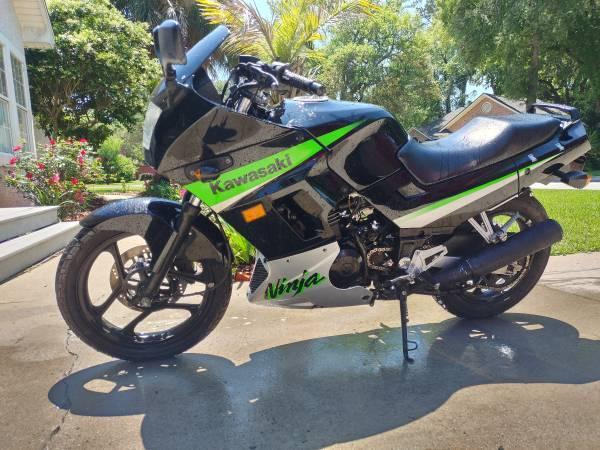 Photo Kawasaki Ninja 250r - $1,850 (st simons island)
