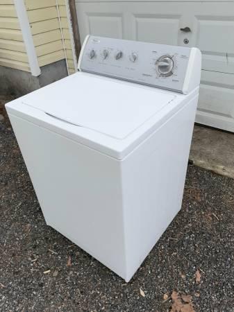 Photo Whirlpool washer - $150 (Valdosta)