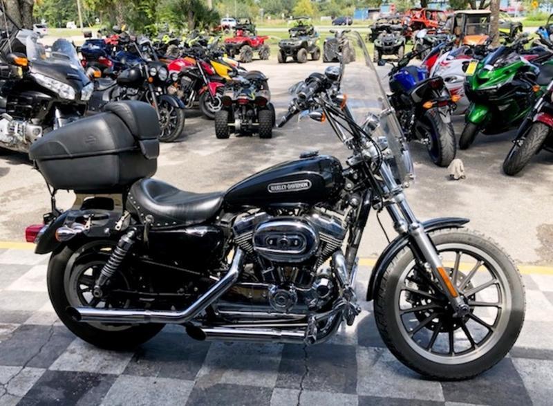 Photo 2009 Harley-Davidson SPORTSTER 1200 LOW $123.97123.97