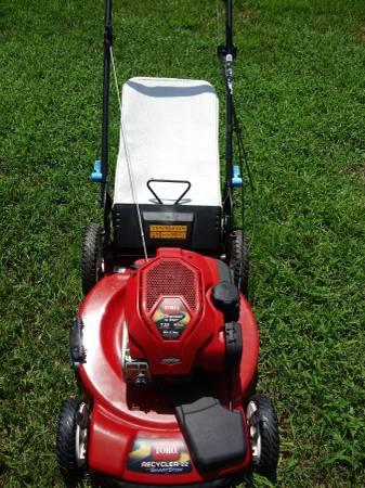 Photo lawnmower toro mower - $175 (jax beach)