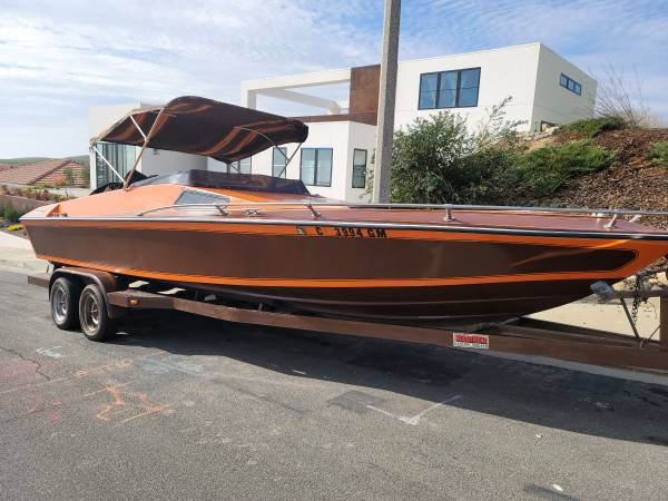 Photo 1978 Charger Boat and trailer for sale - $3,750 (Ventura)