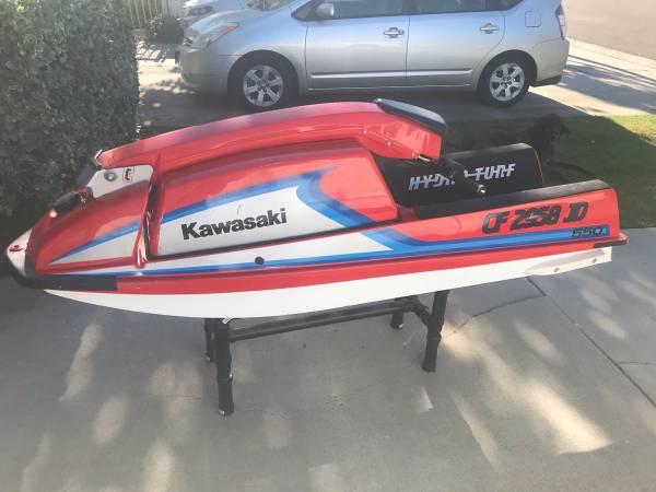 Photo 1987 Kawasaki 550 - $1,500