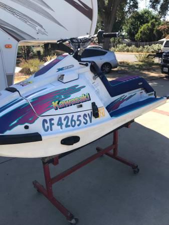 Photo 1993 Kawasaki X2 - $2800 (Thousand Oaks)