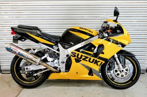 Photo 2002 Suzuki GSXR 750 - $4,000 (Ventura)