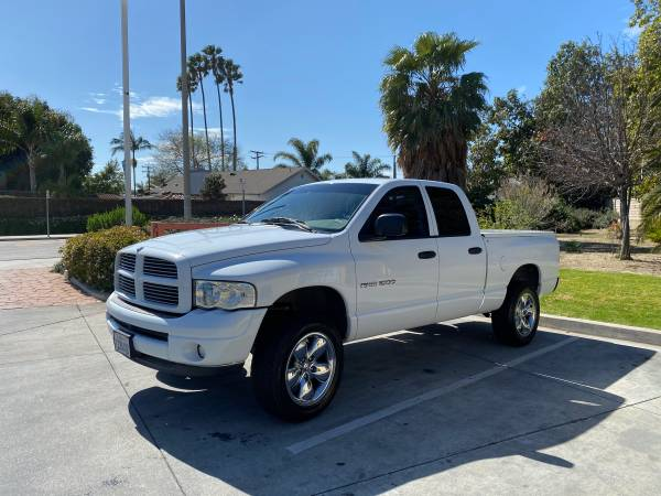 Photo 2003 Dodge Ram 1500 for sale - $5500 (Camarillo)