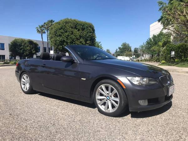 Photo 2007 BMW 328i Hardtop Convertible - $7990 (110k Low Miles, Extra Clean)