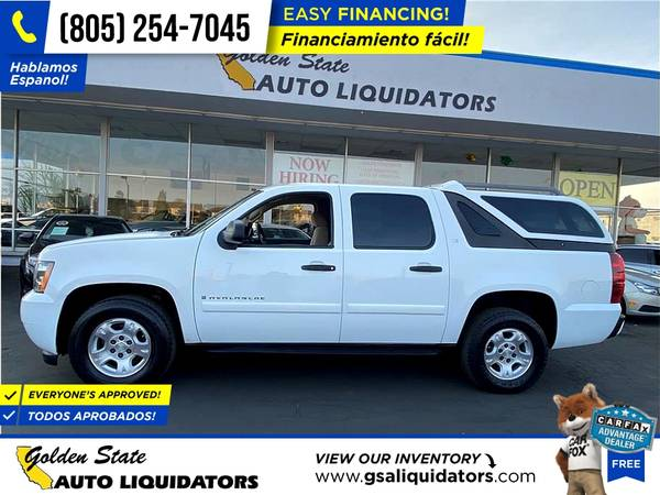 Photo 2008 Chevrolet Avalanche XL PRICED TO SELL - $13,958 (1205 N. Oxnard Blvd, Oxnard, CA 93030)