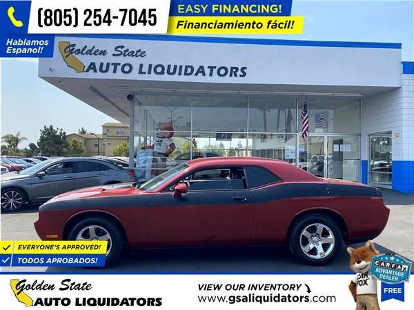 Photo 2010 Dodge Challenger SE PRICED TO SELL - $12,994 (1205 N. Oxnard Blvd, Oxnard, CA 93030)