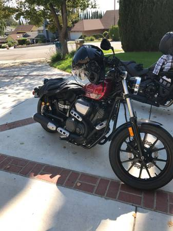 Photo 2017 Yamaha Bolt R-Spec - $6,500 (Simi Valley)