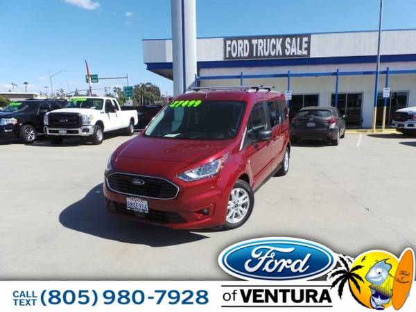 Photo 2019 Ford Transit Connect Wagon XLT - $27499 (2019FordTransit Connect Wagon)