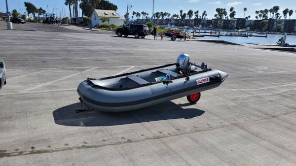 Photo 2020 Inflatable boat with Honda 2.3 - $1,895 (Simi Valley)