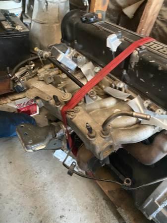 Photo 280zx turbo intake manifold s130 s30 datsun nissan l28 l26 l24 - $200 (Reseda)