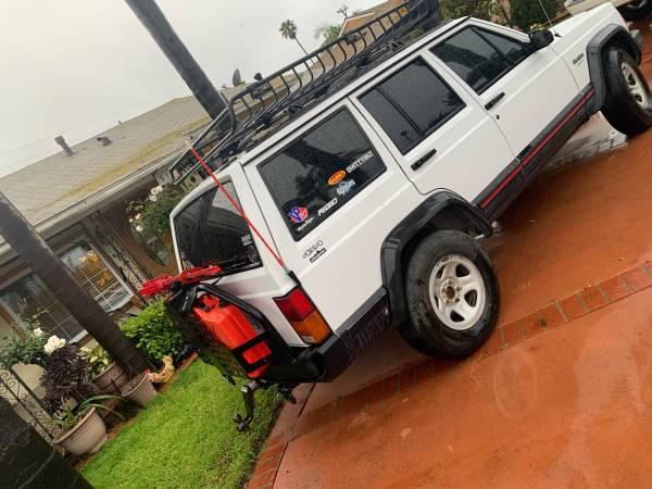 Photo 94 Jeep Cherokee sport - $8,500 (Ventura County)