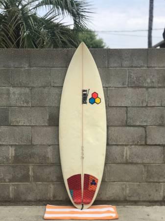 Photo Al Merrick Channel Islands MOTORBOAT TOO Surfboard - $175 (Ventura)