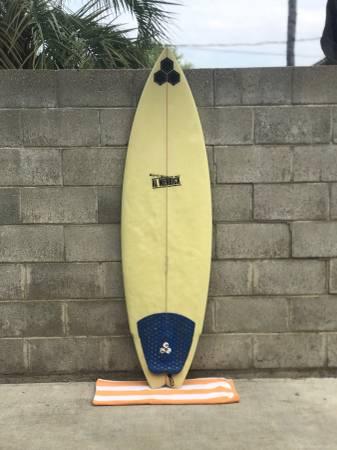 Photo Al Merrick Channel Islands THE WARP Surboard - $150 (Ventura)