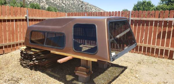 Photo CAMPER SHELL 8 FOOT - $695 (LAKE OF THE WOODS)