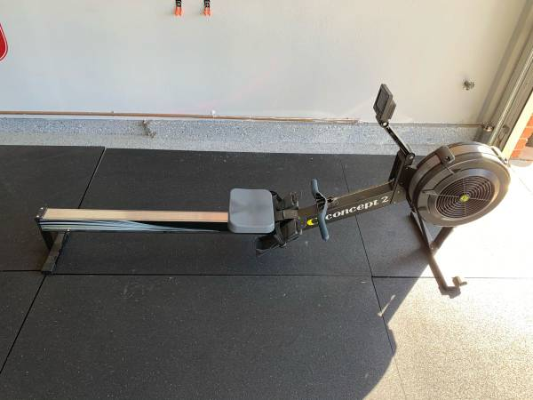 Photo Concept 2 rower Model D Wpm5 - $800