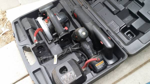 Photo Crafstman power tool set used - $80 (Oxnard)